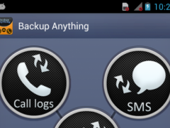 Backup Anything 2.0 Screenshot