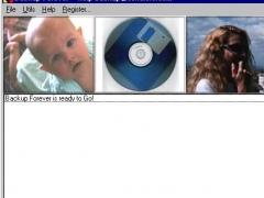 Backup Forever 2.6 Screenshot