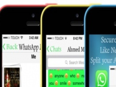 Backup Messages Whatsapp Edition 1.0 Screenshot