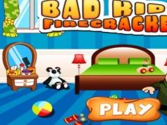 Bad Kid Sid Firecracker Flick FREE 1.0 Screenshot