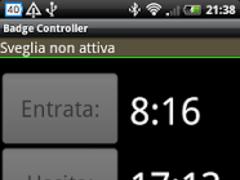 Badge Controller 2.0 Screenshot