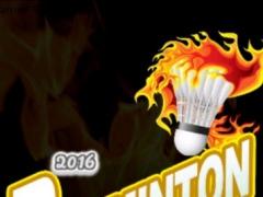 Badminton 2016 1.0 Screenshot