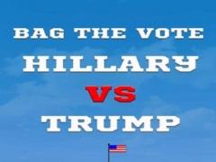 Bag the vote-Hillary vs Trump 1.1 Screenshot