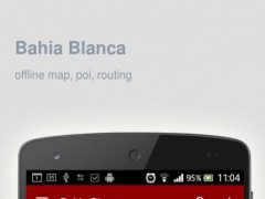 Bahia Blanca Map offline 1.55 Screenshot
