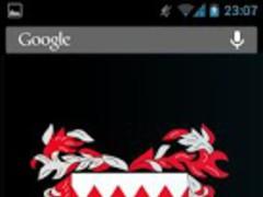 Bahrain Coat Widget 1.0 Screenshot