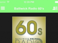 Bailiwick Radio 60's 3.8.0 Screenshot