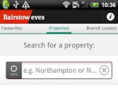 Bairstow Eves 2.0.6 Screenshot