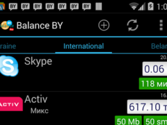 Balance BY [balances, phones] 6.0.208 Screenshot