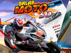 Balap Motor 3D 1.0.1 Screenshot