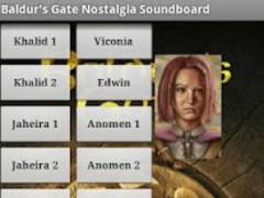 Baldur's Gate Soundboard 1.0 Screenshot