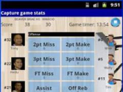 Ball'n Stats - Trial 1.3.5 Screenshot