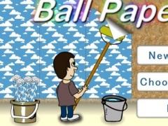 Ball Paper 1.4 Screenshot