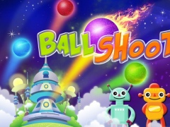 Ball shoot space 2.2 Screenshot