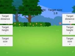 Ball throw practice app [Free] ball trainer 1.0.2 Screenshot