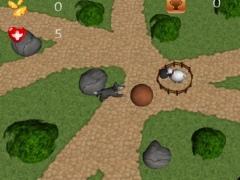 Ball VS Wolves 3D 1.0 Screenshot