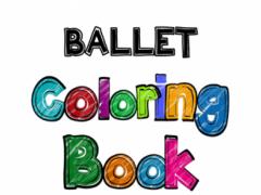 Ballet Coloring Book 1.2 Screenshot