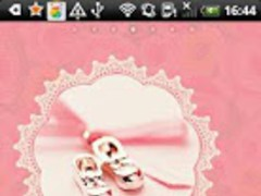 Ballet Shoes Theme Go Launcher 1.0 Screenshot