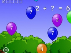 Balloon Math for Kids 1.2.0 Screenshot
