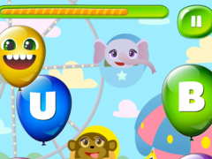 Balloons For Kids - ABC & 123 1.0 Screenshot