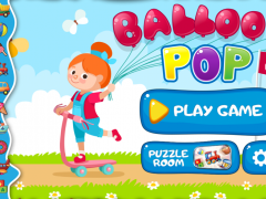Balloons Pop Puzzle for Kids 1.0.3 Screenshot