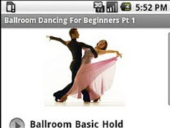 Ballroom Dancing Beginners Pt1 2.0 Screenshot