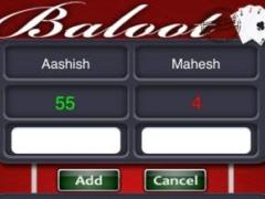 Baloot Scorecard 1.0 Screenshot