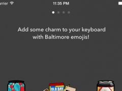 Baltimore Emojis from Baltimore in a Box 1.02 Screenshot