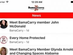 BamaCarry 2.0.3 Screenshot