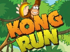 Banana Kong Mania : Jungle Quest Animal Run Games 1.0 Screenshot