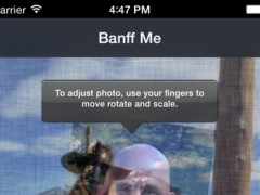 Banff Me 1.1 Screenshot