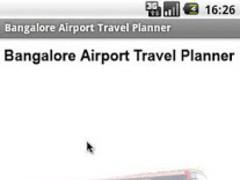 Bangalore Airport Planner 1.1 Screenshot