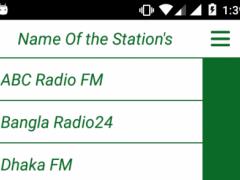 Bangla Radio Fm 1.0 Screenshot