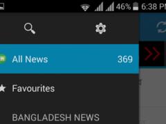 Bangladesh Online News App 1.6 Screenshot