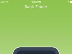 Bank Finder and Locator : Nearest and Around Bank 2.1 Screenshot