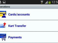 Bank Respublika MobilBank 3.15.0 Screenshot