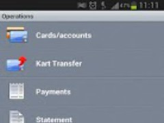 Bank Standard MobilBank 0.1.0 Screenshot