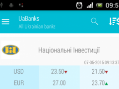 Banks of Ukraine 1.5.1 Screenshot