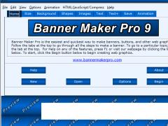 Banner Maker Pro 9.03 Screenshot