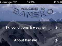 Bansko Vacation Guide 1.0 Screenshot