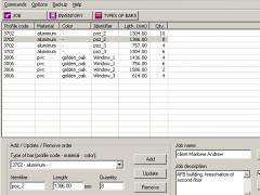 Bar Cut Optimizer & Manager 124 Screenshot