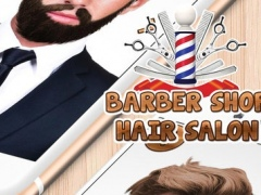Barber Shop Hair Salon – Add Beard and Mustache or Change Your Hairstyle Free 1.0 Screenshot