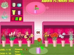 BARBIE FLOWERS SHOP 1.0 Screenshot