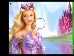 Barbie Princess Finds Numbers 1.0.0 Screenshot