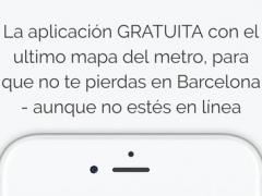 Barcelona Metro Map 1.0.0 Screenshot
