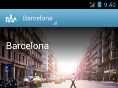 Barcelona Travel Guide Triposo 4.4.1 Screenshot
