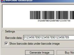 Barcode 128 Module 1.0 Screenshot