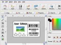 Barcode Label Workshop Professional 6.0 Screenshot
