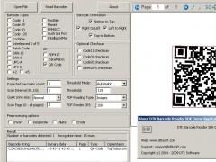 Barcode Reader SDK 4.2.244 Screenshot