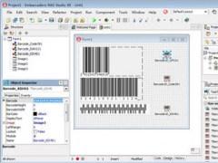 1D Barcode VCL Components 9.1.1.2110 Screenshot