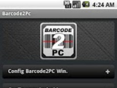 Barcode2PC 1.4 Screenshot